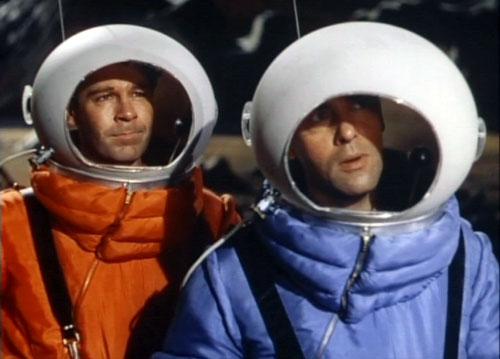 Charles Cargraves and Jim Barnes - Destination Moon