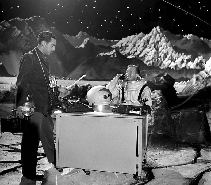 Photo de 'Destination Lune' - ©1950 George Pal Productions - Destination Lune (Destination Moon) - cliquez sur la photo pour la fermer