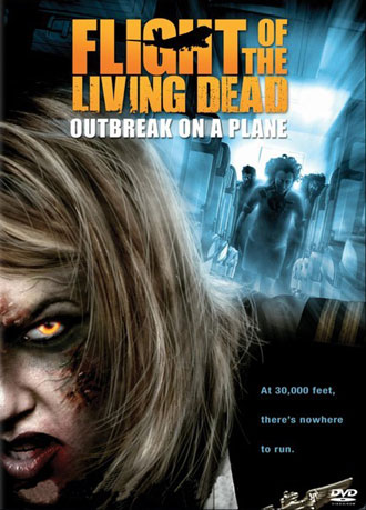 Us poster from the movie Flight of the Living Dead: Outbreak on a Plane