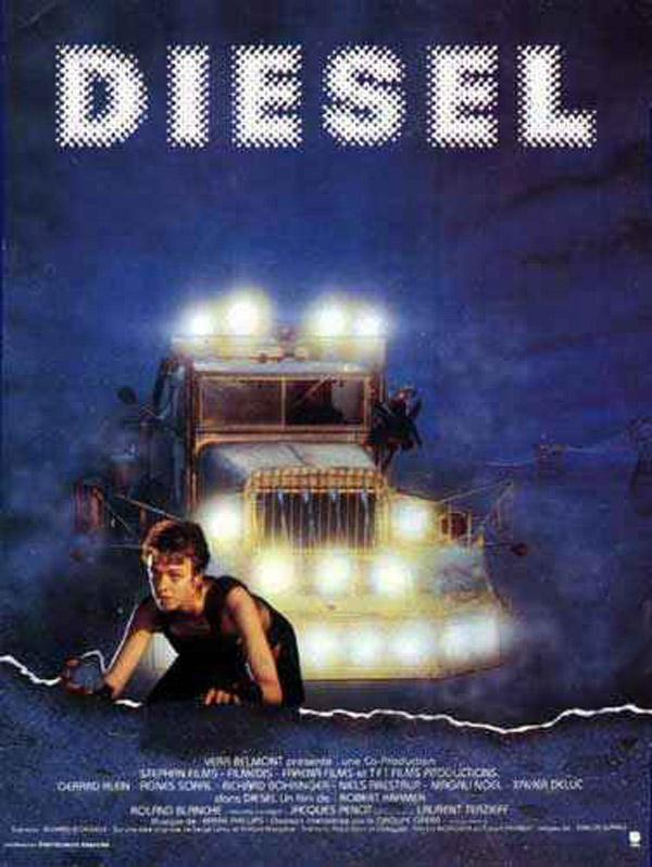 French poster from the movie Diesel