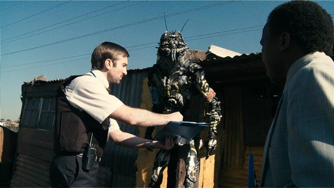 Photo de 'District 9' - District 9 - District 9 (District 9) - cliquez sur la photo pour la fermer