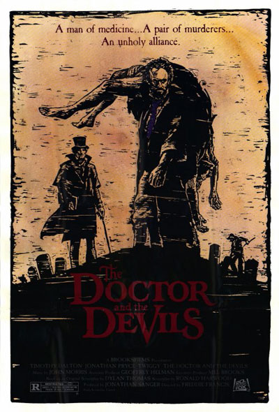 Us poster from the movie The Doctor and the Devils