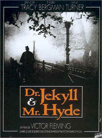 Unknown poster from the movie Dr. Jekyll and Mr. Hyde