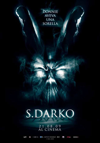 French poster from the movie S. Darko