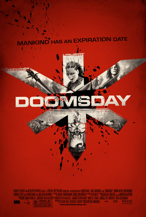Us poster from the movie Doomsday