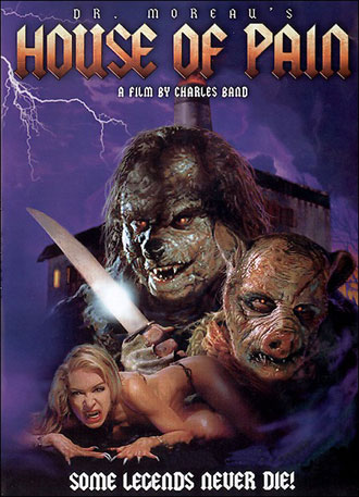 Unknown artwork from the movie Dr. Moreau's House of Pain