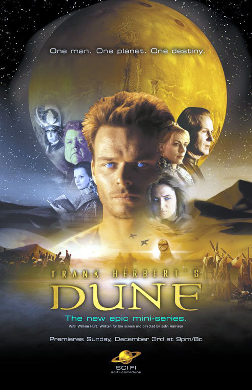 Us poster from the series Dune
