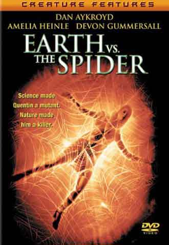 Affiche inconnue de 'Earth vs. the Spider'