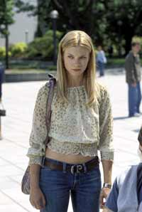 Kayleigh Miller as a teenager - The Butterfly Effect