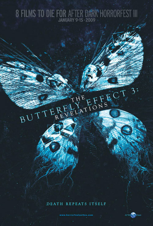 Us poster from the movie The Butterfly Effect 3: Revelations