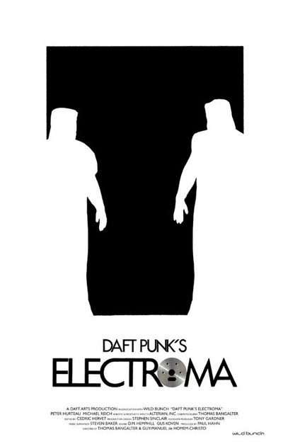 Unknown poster from the movie Daft Punk's Electroma (Electroma)
