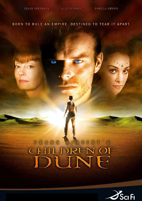 Us poster from the series Children of Dune
