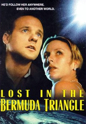 Unknown artwork from the TV movie Lost in the Bermuda Triangle