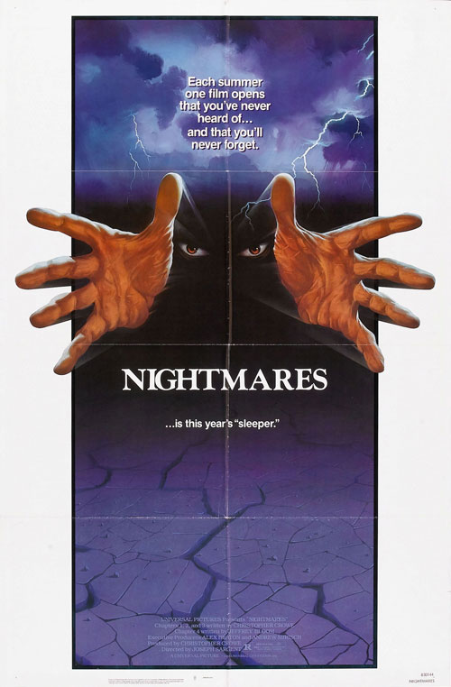 Us poster from the movie Nightmares