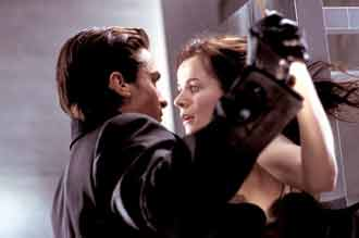 Christian Bale and Emily Watson - Equilibrium