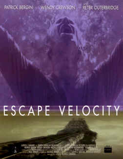 Us poster from the movie Escape Velocity