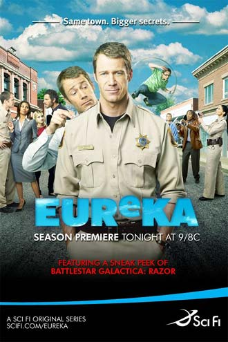 Us poster from the series Eureka