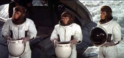 Surprise ! - Escape from the Planet of the Apes