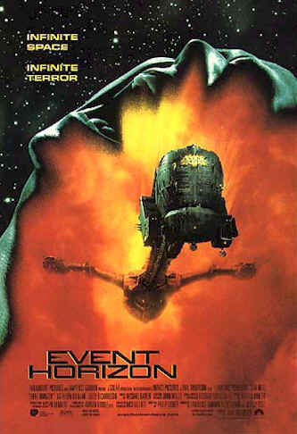 Unknown poster from the movie Event Horizon