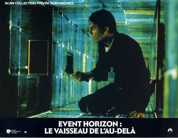 Photo de 'Event Horizon' - ©1997 UIPScan Scifi-Movies - Event Horizon (Event Horizon) - cliquez sur la photo pour la fermer
