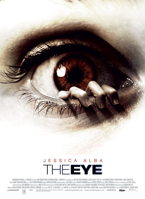 Us poster from the movie The Eye