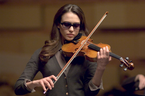 Sydney Wells is a violinist - The Eye