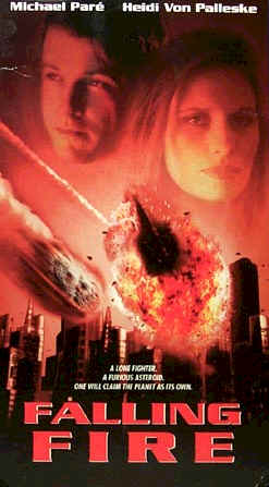Unknown poster from the movie Falling Fire