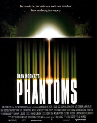 Us poster from the movie Phantoms