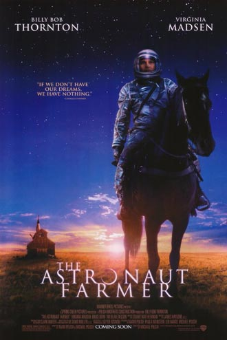Us poster from the movie The Astronaut Farmer