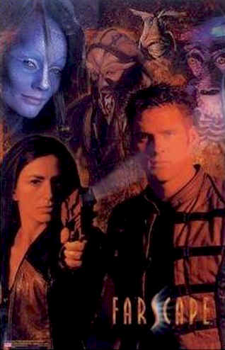 Unknown poster from the series Farscape