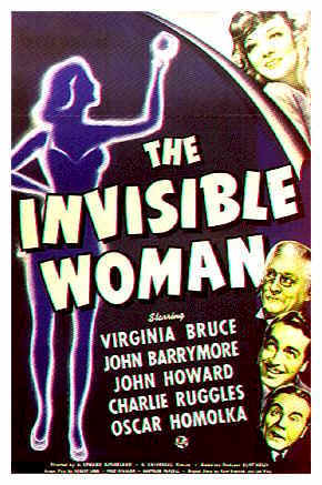Unknown poster from the movie The Invisible Woman