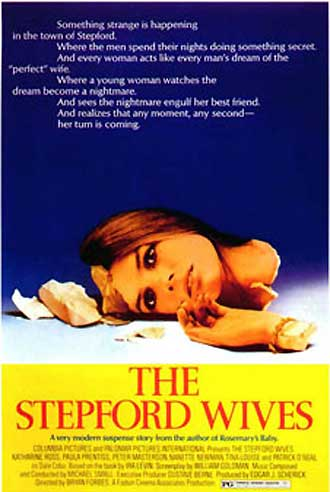 Us poster from the movie The Stepford Wives