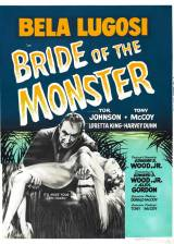 Unknown poster thumbnail from 'Bride of the Monster'