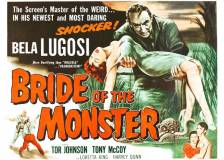 Us poster thumbnail from 'Bride of the Monster'
