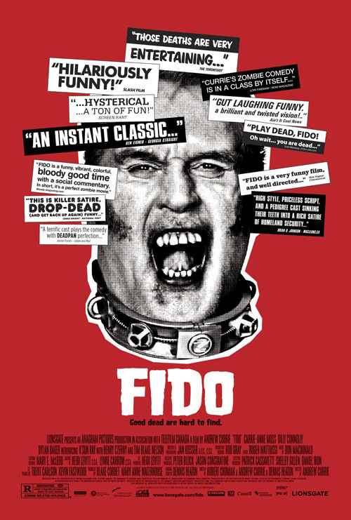 Us poster from the movie Fido