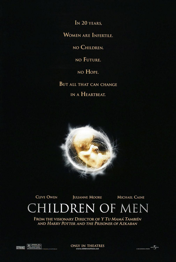 Us poster from the movie Children of Men
