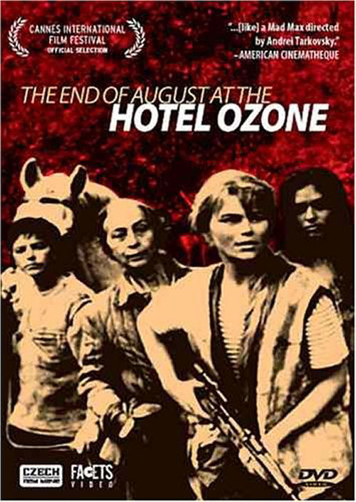 Unknown artwork from the movie The End of August at the Hotel Ozone (Konec srpna v Hotelu Ozon)