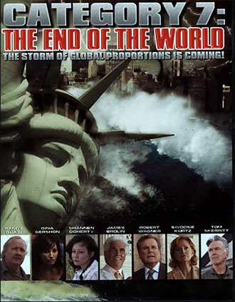 Us poster from the TV movie Category 7: The End of the World