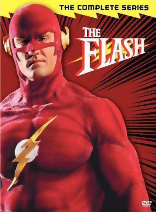 Unknown artwork from the series The Flash