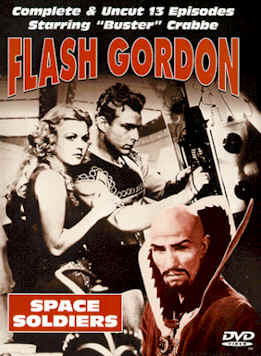 Unknown artwork from the series Flash Gordon