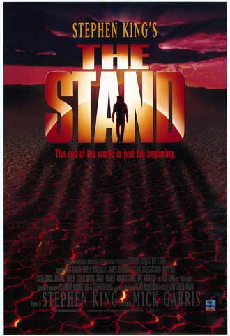 Us poster from the series The Stand