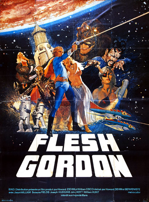 Movie flesh gordon