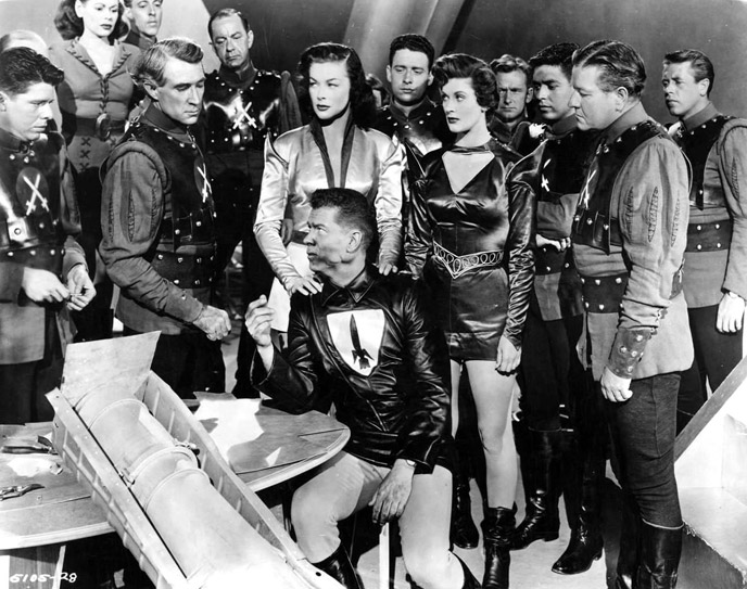 Photo de 'Flight to Mars' - ©1951 Monogram Pictures - Flight to Mars (Flight to Mars) - cliquez sur la photo pour la fermer