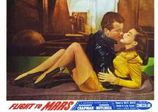 Us poster thumbnail from 'Flight to Mars'