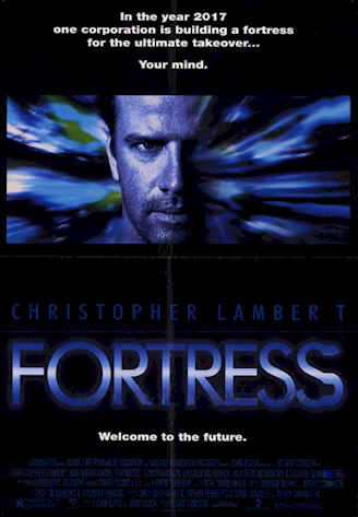 Unknown poster from the movie Fortress