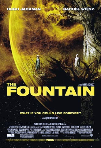Us poster from the movie The Fountain