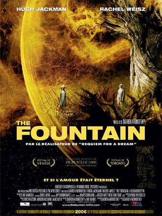 Affiche française de 'The Fountain'