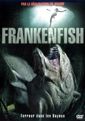 Unknown artwork from the TV movie Frankenfish