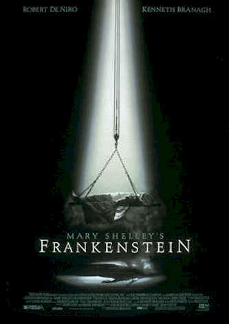 Us poster from the movie Frankenstein