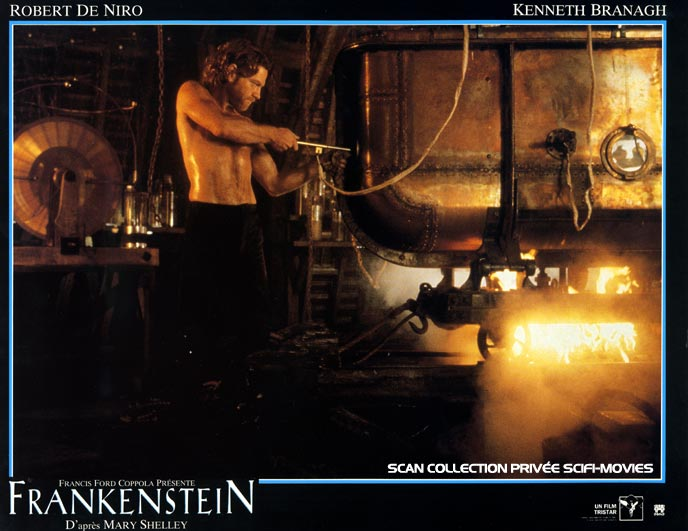 Photo de 'Frankenstein' - Scan Scifi-Movies.com - Frankenstein (Frankenstein) - cliquez sur la photo pour la fermer
